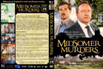 Midsomer Murders – Series 18 (2016) R1 Custom Cover