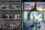 Divergent / Insurgent / Allegiant Triple Feature (2014-2016) R1 Custom Cover