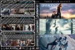 Divergent / Insurgent / Allegiant Triple Feature (2014-2016) R1 Custom Cover