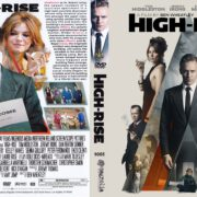High Rise (2015) R0 Custom DVD Cover