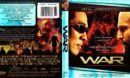 War (2007) R1 Blu-Ray Cover