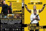 Central Intelligence (2016) R1 Custom DVD Cover