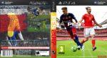 Pro Evolution Soccer (2017) PS4 USA Custom Cover