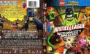 LEGO DC Comics Super Heroes Justice League Gotham City Breakout (2016) R1 Blu-Ray Cover