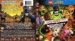 LEGO DC Comics Super Heroes Justice League Gotham City Breakout (2016) R1 Blu-Ray Cover