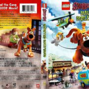 Lego Scooby-Doo! Haunted Hollywood (2016) R1 DVD Cover
