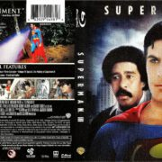 Superman III (1983) R1 Blu-Ray Cover