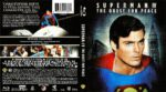 Superman IV The Quest For Peace (1987) R1 Blu-Ray Cover