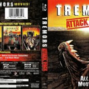 Tremors Attack Pack (1990) R1 Blu-Ray Cover