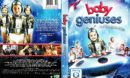 Baby Geniuses And The Space Baby (2015) R1 DVD Cover