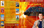 Adam Sandler Collection (2007-2015) R1 Custom Cover
