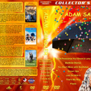 Adam Sandler Collection (2007-2015) R1 Custom Cover