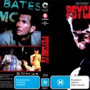 Psycho 4 (1990) R4 Blu-Ray Cover & Label