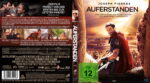 Auferstanden (2015) R2 German Blu-Ray Cover & Label