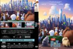 The Secret Life of Pets (2016) R0 CUSTOM Cover & Label