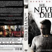 He Never Died (2016) R2 GERMAN Cover