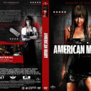 American Mary (2012) R2 GERMAN Custom Cover
