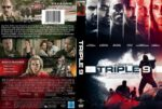 Triple 9 (2016) R2 GERMAN Custom Cover