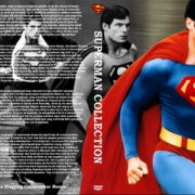 Superman Collection 1-4 (Christopher Reeve set) R0 CUSTOM Cover & labels