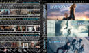 Divergent / Insurgent / Allegiant Triple Feature (2014-2016) R1 Custom Blu-Ray Cover
