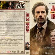 Jack Irish - Season 1 (2016) R1 Custom Cover
