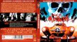 Drive-In Massacre (1977) R2 Blu-Ray Cover & Label