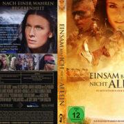 Einsam bin ich, nicht allein – In den Händen der Delawaren (2013) R2 Custom German Blu-Ray Cover & Label