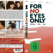 For no Eyes Only (2013) R2 German Custom Cover & Label
