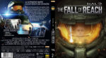 Halo – The Fall of Reach (2015) R2 German Custom Blu-Ray Cover & Labels
