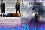 Lucifer Staffel 1 (2015) R2 Custom German Cover & Labels
