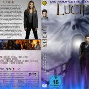 Lucifer Staffel 1 (2015) R2 Custom German Cover & Labels
