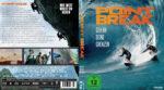 Point Break (2015) R2 German Custom Blu-Ray Cover & Labels