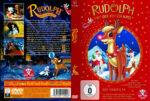 Rudolph mit der roten Nase (1998) R2 German Custom Cover & Label