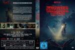 Stranger Things Staffel 1 (2016) R2 German Custom Cover & Labels