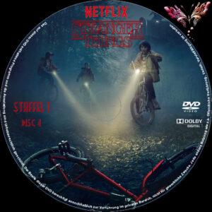Stranger Things Staffel 1 Dvd