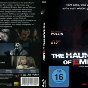 The Haunting of Emily (2015) R2 German Custom Blu-Ray Cover & Label