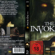 The Invoking 2 (2015) R2 German Custom Blu-Ray Cover & Label
