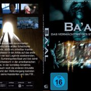 Baàl Vermächtnis des Sturmgottes (2008) R2 German Custom Cover & Label