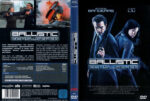 Ballistic – Ecks vs. Sever (2002) R2 German Custom Cover & Label
