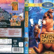 Bärenbrüder (2003) R2 German Cover & Label