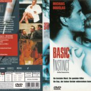 Basic Instinct (1992) R2 German Cover