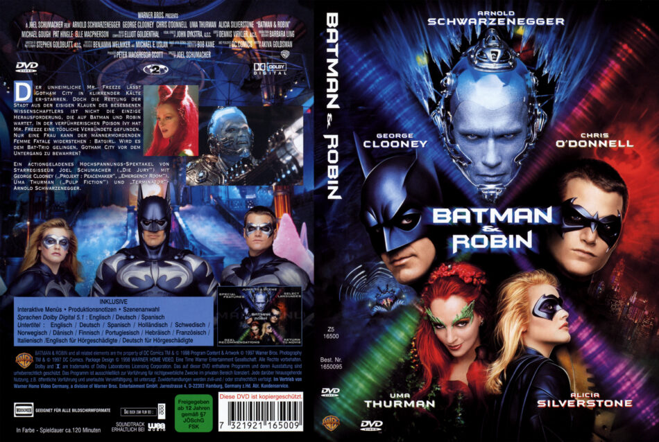 Batman And Robin 1997 Full Movie