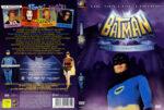 Batman hält die Welt in Atem (1966) R2 German Cover & Label