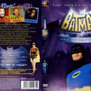Batman hält die Welt in Atem (1966) R2 German Cover & Label