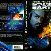Battlefield Earth (2000) R2 German Cover & Label