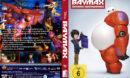 Baymax - Riesiges Robowabohu (2014) R2 German Custom Cover & Label