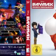 Baymax – Riesiges Robowabohu (2014) R2 German Custom Cover & Label