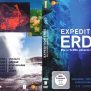 Expedition Erde – Urkräfte unseres Planeten (2008) R2 German Cover & labels