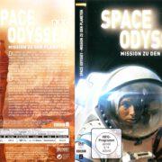 Space Osyssey – Mission zu den Planeten (2004) R2 German Cover & Label
