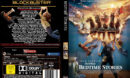 Bedtime Stories (2008) R2 German Custom Cover & Label
